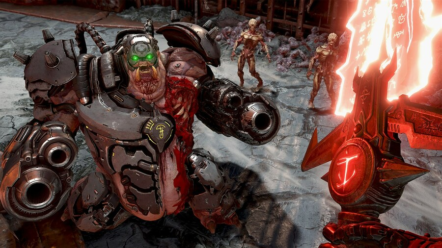 id Software Details 'Eroded Trust' Issues With DOOM Eternal Composer