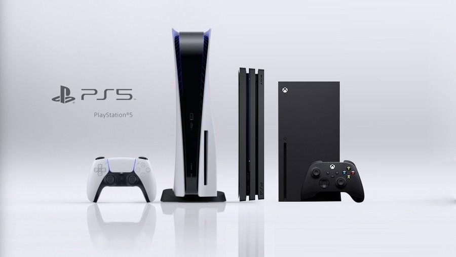 rumour early comparisons suggest the xbox series x is smaller than the ps5.900x - Per Jim Ryan la nuova PS5 abbellirà i salotti dei videogiocatori (avrei i miei dubbi)