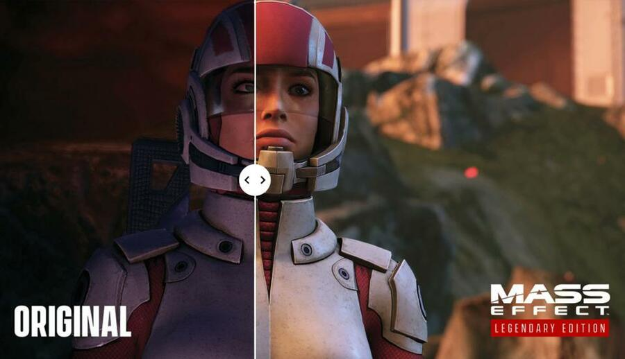 Mass Effect Legendary Edition Looks Set To Have A Sizeable Day One Patch