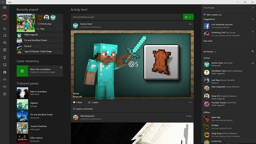 The Xbox Console Companion App For Windows 10 Is To Be Replaced