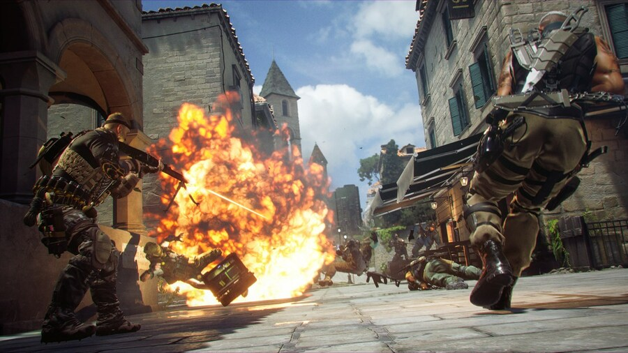 CrossfireX Devs Show Off Graphical Improvements And New Maps