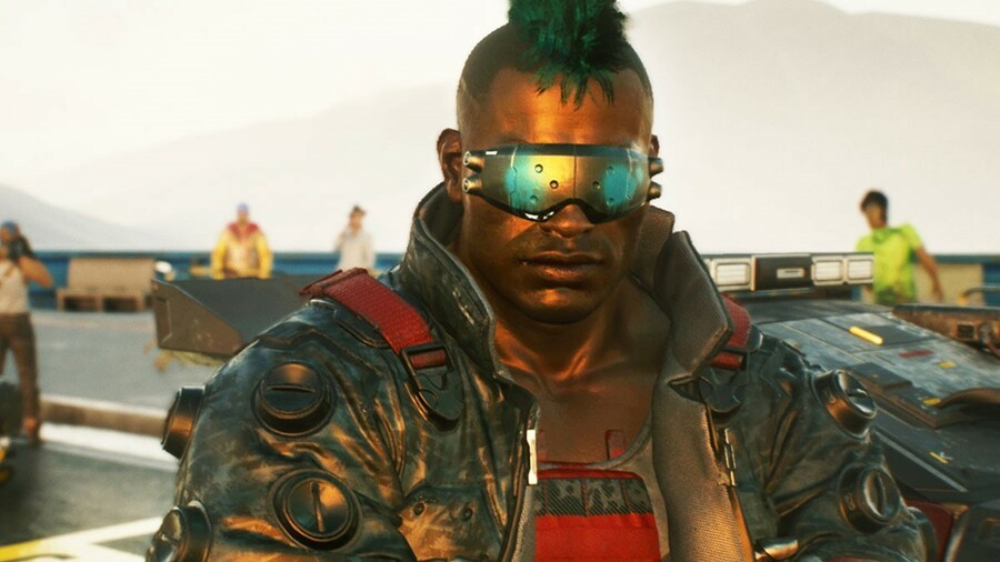 Microsoft Adds Warning About Cyberpunk 2077 To The Xbox Store