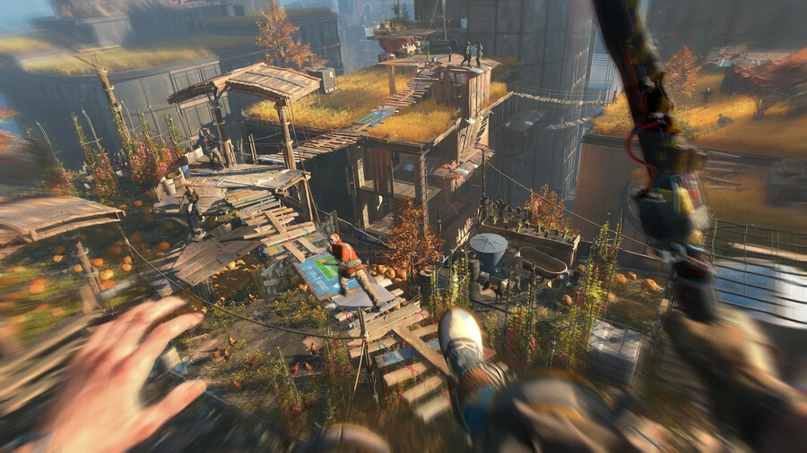 Dying Light 2 'Plans' To Feature Ray Tracing On Xbox Series X
