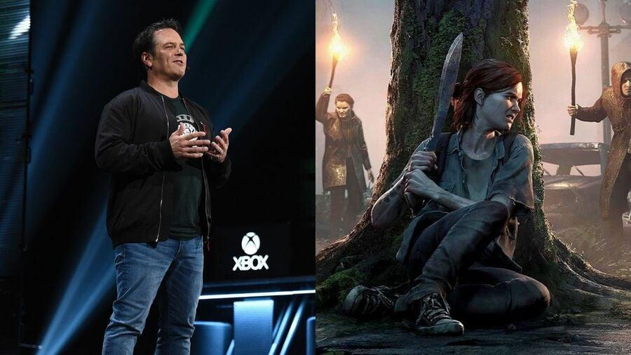 Phil Spencer Congratulates Naughty Dog On Game Awards Success