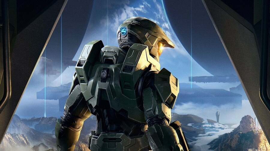 Halo Infinite's File Size Is Probably Going To Be Huge On Xbox