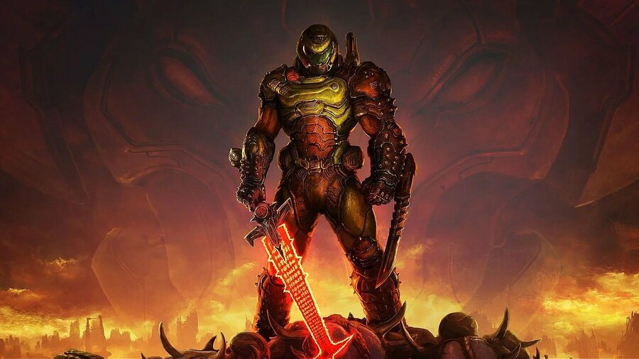 DOOM Eternal Is Getting A Free Upgrade For Xbox Series X|S This Month