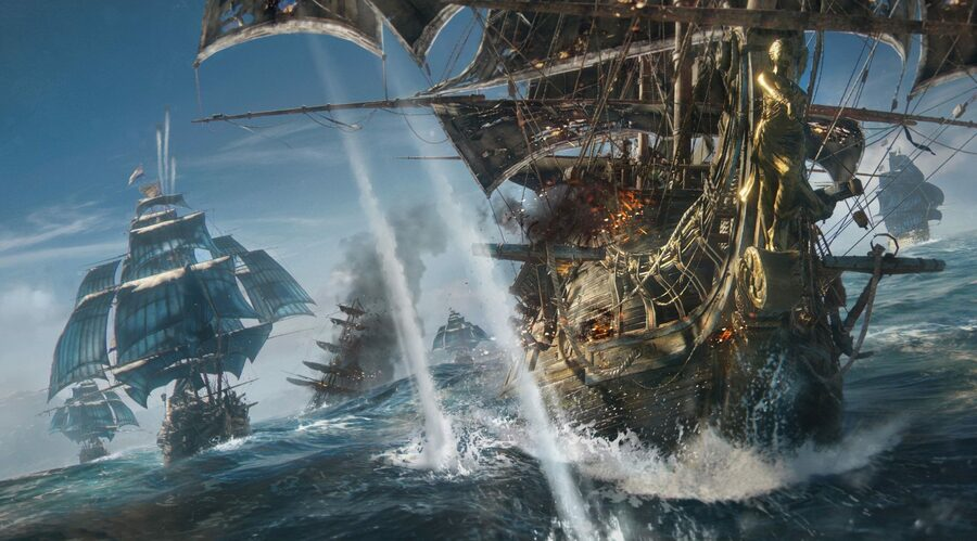 Skull & Bones Has 'Just Passed Alpha', But Is Reportedly Still 'Struggling To Take Shape'