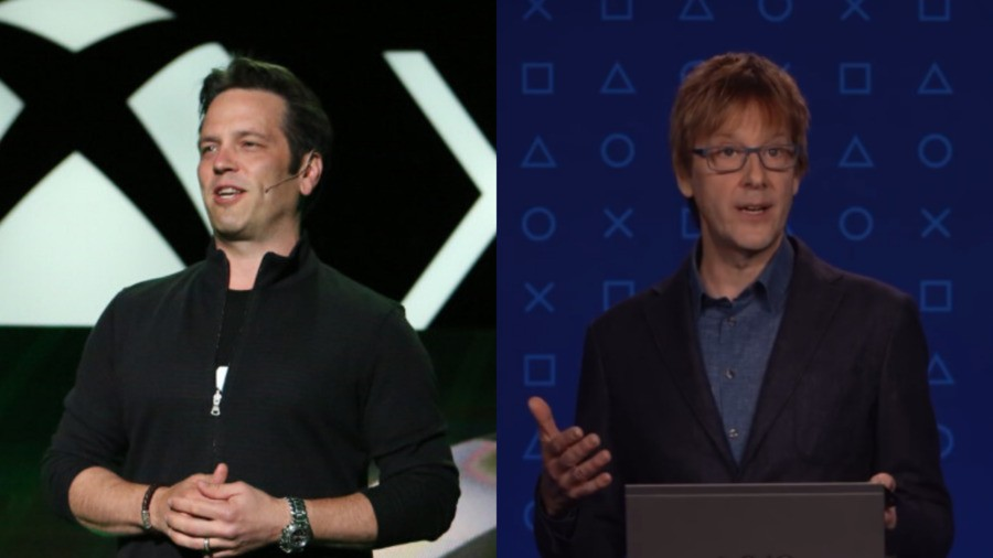 Xbox Head Phil Spencer Reveals How He Felt After Watching PS5 Deep Dive