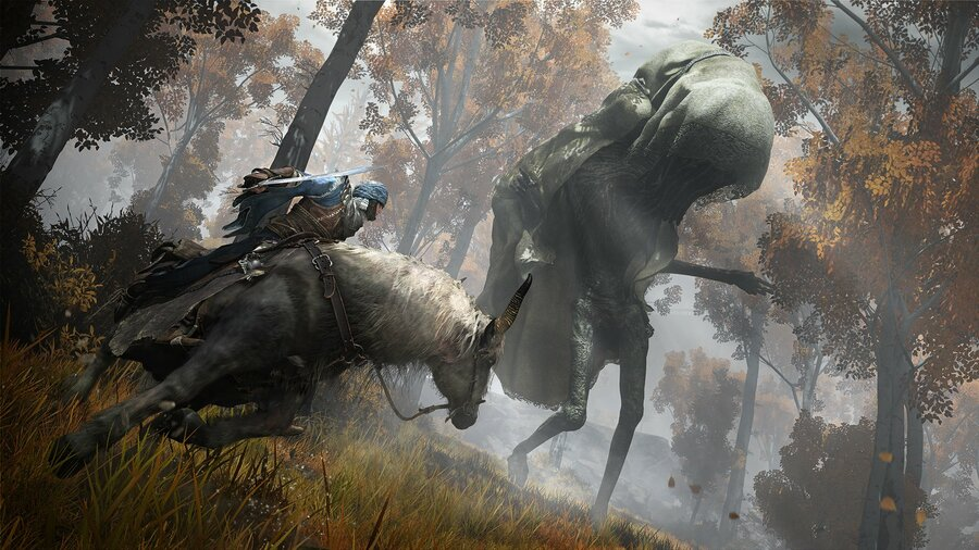 Elden Ring Will Be Easier Than Other Souls Games, But Has No Difficulty Options