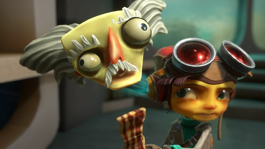 Microsoft's Acquisition Of Double Fine Helped Make Psychonauts 2 Bigger