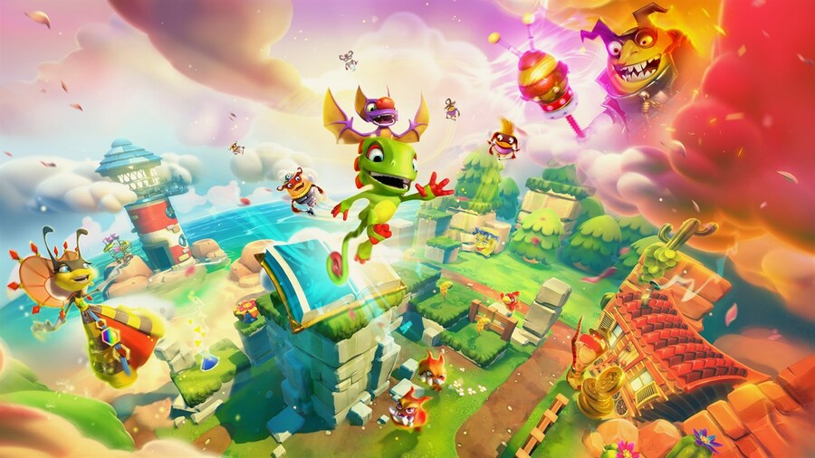 Playtonic Games Set To Reveal Rebrand Plans In The Near Future