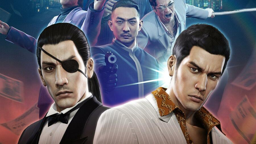 You Can Play The Entire Yakuza Series On Xbox From Today, And Here's Why You Should