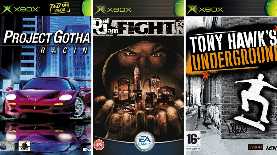Pick One: Which Of These Xbox Classics Would You Remaster?