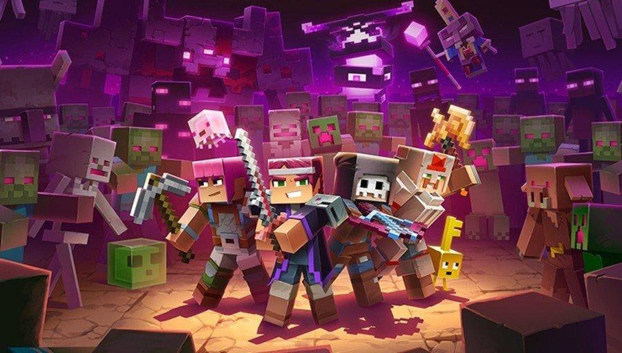 Minecraft Dungeons: Ultimate Edition Launches This Month