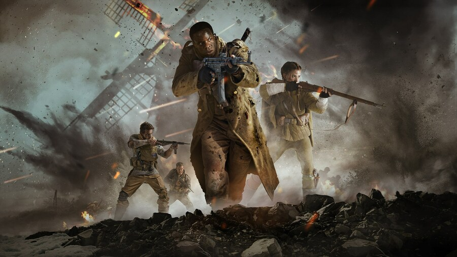 Poll: What's Your Verdict On The Call Of Duty: Vanguard Beta?