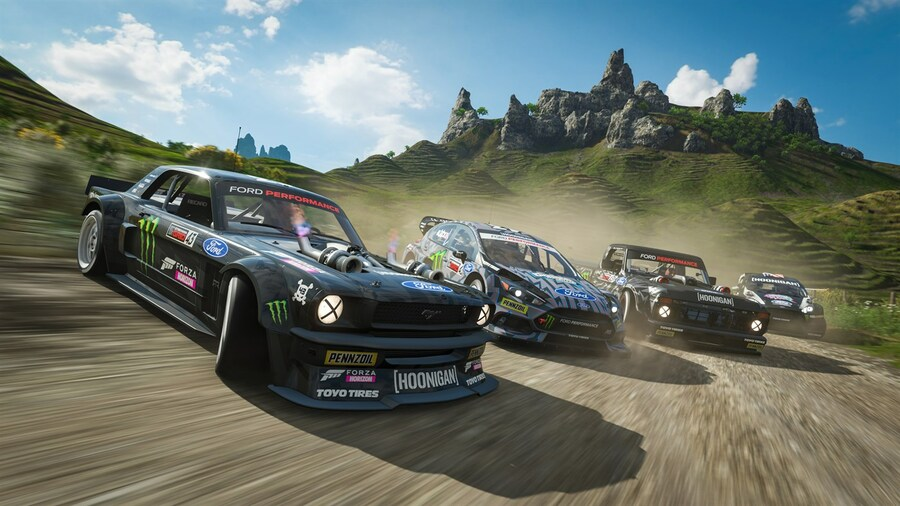 Guide: Best Xbox One Racing Games