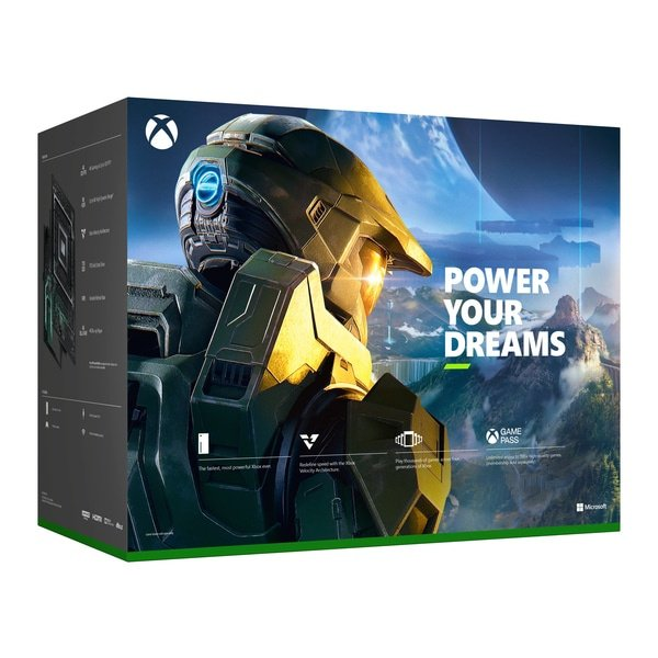 xbox series x official packaging invites you to power your dreams 3.original