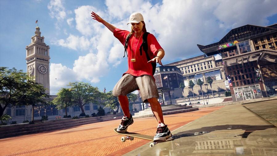 Tony Hawk's Xbox Series X Upgrade Is Having Major Crashing Issues