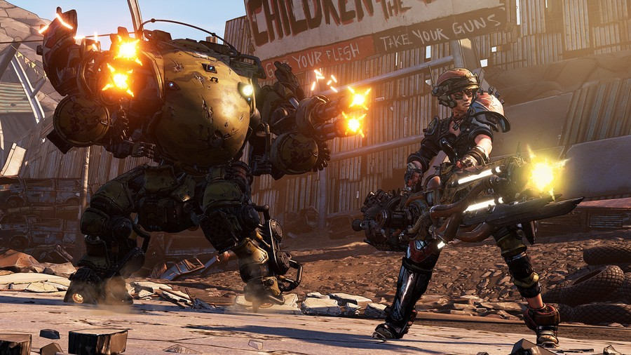 Gearbox Software Will 'Introduce A New Franchise' This Year