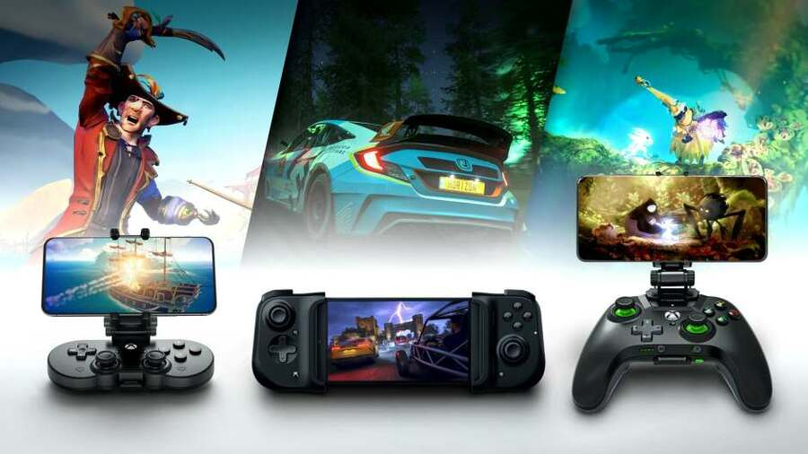 Microsoft Unveils Lineup Of Mobile Gaming Accessories For Project xCloud