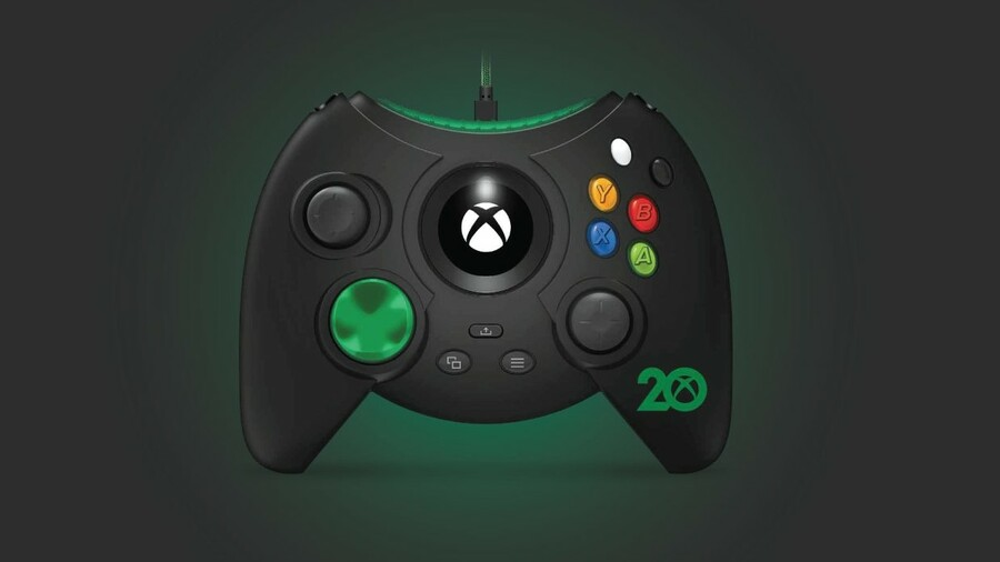 Hyperkin Is Bringing Back The Original Xbox Duke Controller For Xbox Series X S