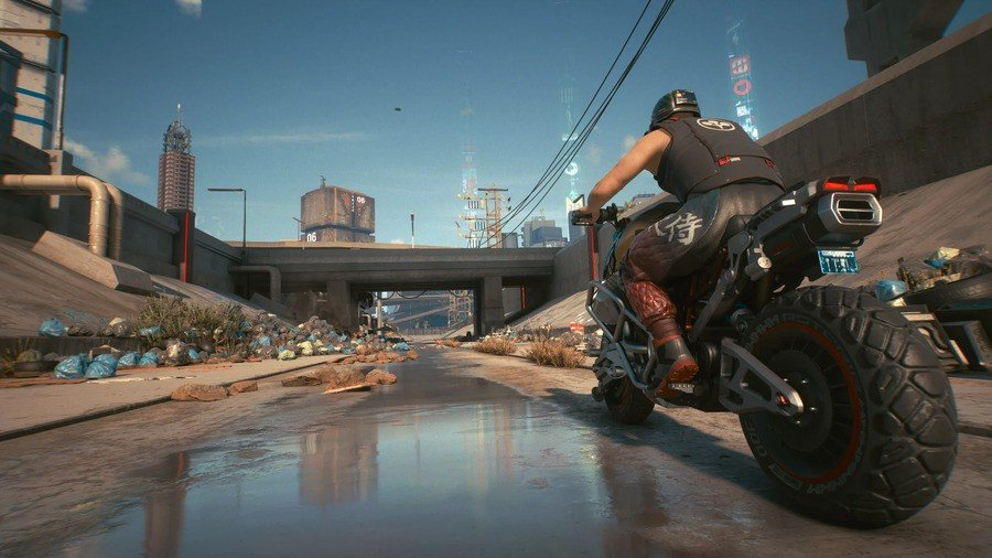 It Looks Like Cyberpunk 2077 Will Remain On The Xbox Store For Now