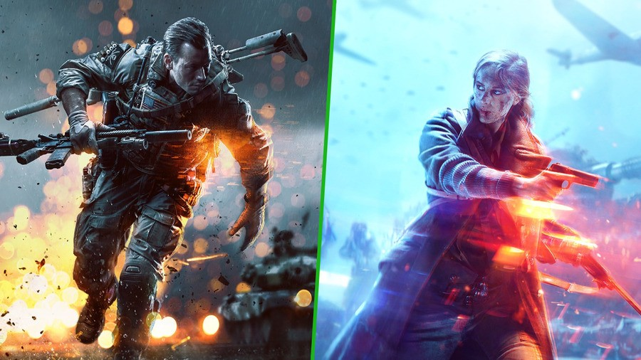 Deals: Various Battlefield Games Are Heavily Discounted On Xbox This Week