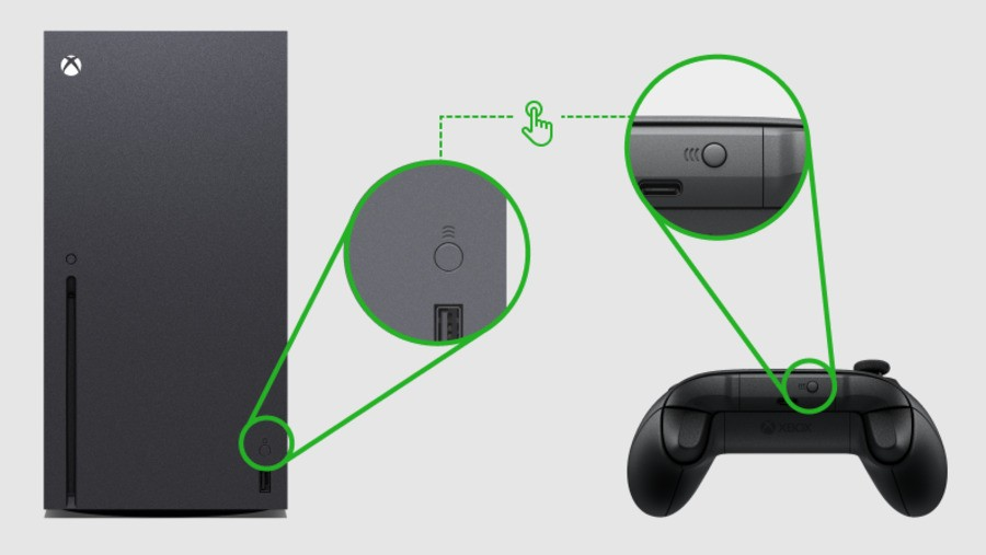 Did You Know: The Xbox Series X Controller Can Memorise Syncs To Multiple Devices