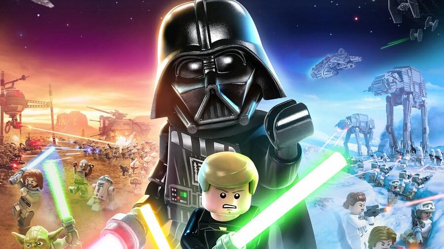 Lego Star Wars Delayed Xbox Indefinitely