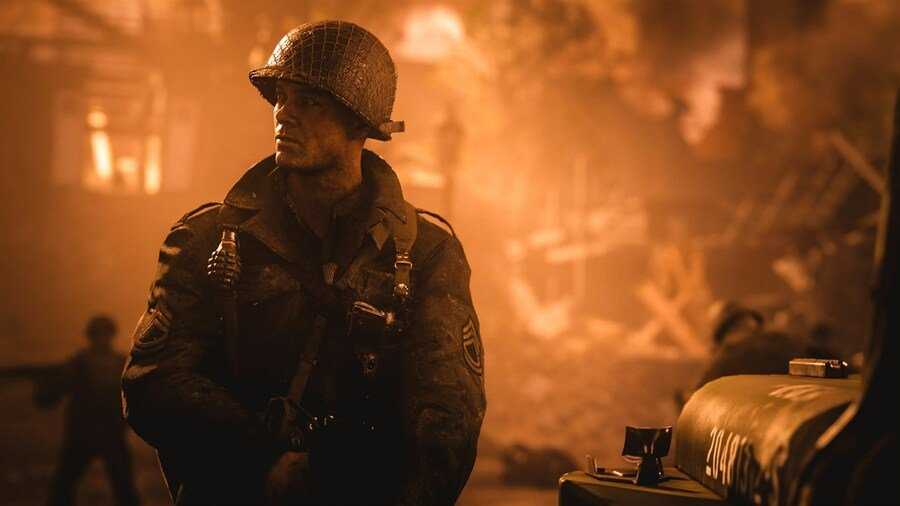 Call Of Duty Returning With Sledgehammer Games, Built For Next Gen