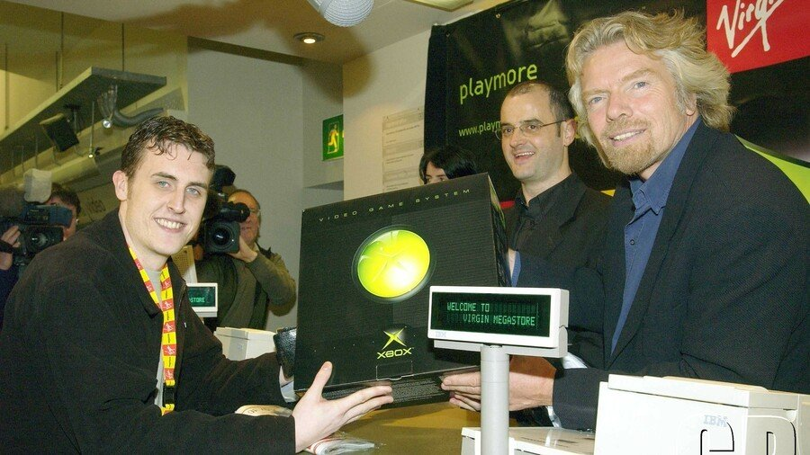 Talking Point: What Was Your First Xbox And Game?