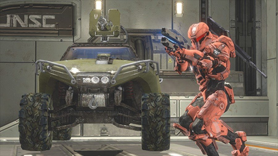 343 Industries Appear To Have Hired Former Halo VR Modder
