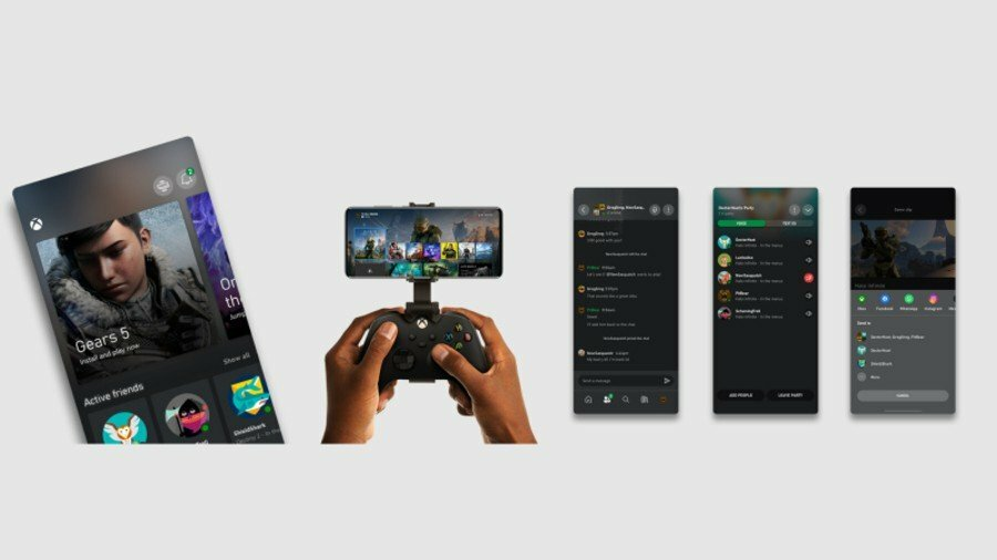 Xbox Mobile App Update Coming Soon, Still No Achievements Though
