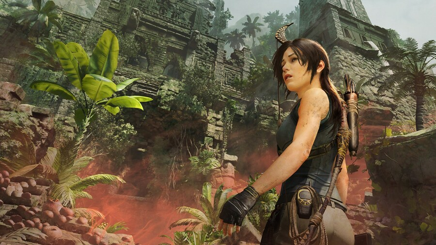 Shadow Of The Tomb Raider Appears To Be Getting Optimised For Xbox Series X & Series S