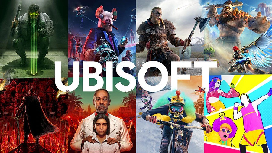 Mysterious Ubisoft Game Appears On Microsoft Store