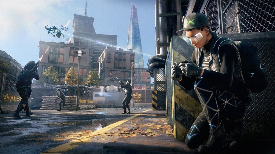 Watch Dogs Legion First Roadmap Content Has Been Delayed