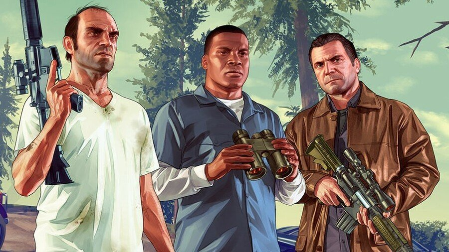 Grand Theft Auto V Is Coming To Xbox Series X This November