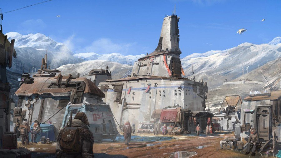 Fallout Composer Inon Zur Is Working On Bethesda's Starfield