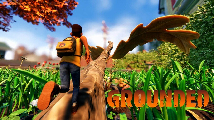 Here's When Grounded Goes Live On Xbox Game Pass Later Today