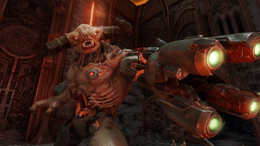 id Software Promises More DOOM Eternal Updates Later This Year