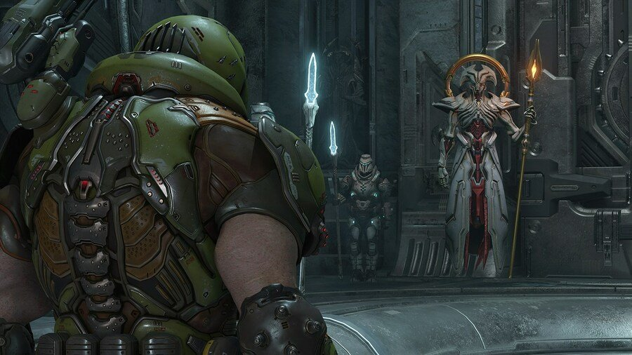 The First Reviews For Doom Eternal Are Looking Hellaciously Good