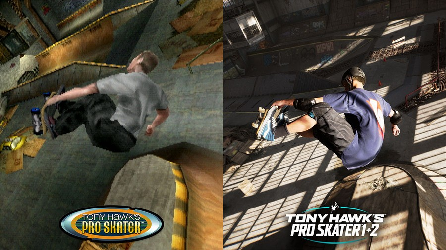 Tony Hawk's Pro Skater 1 + 2 Becomes Fastest Selling THPS Game Ever