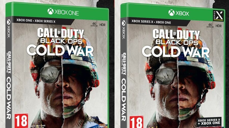 The Retail Boxes For The New Call of Duty Are Seriously Confusing