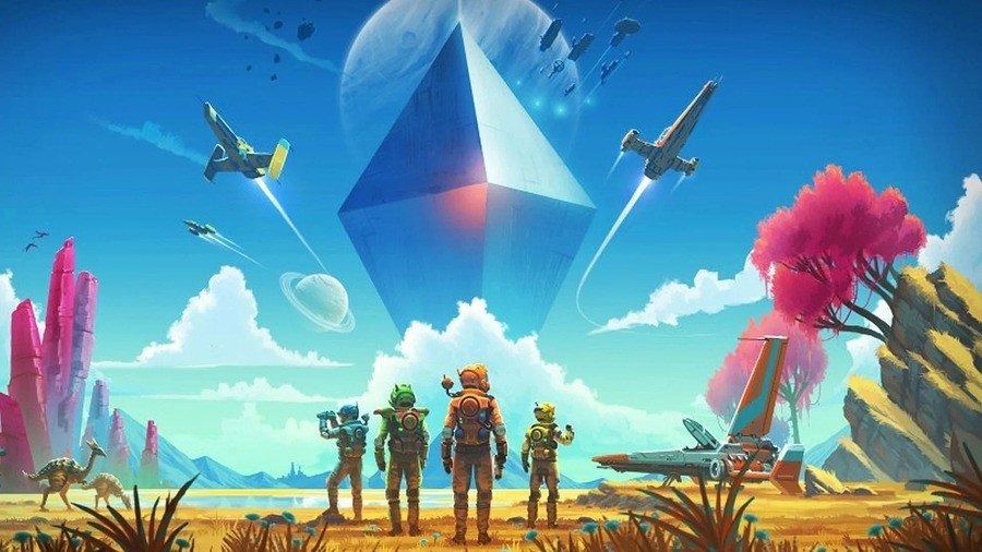 No Man's Sky Has 1 Million New Players Since Joining Xbox Game Pass
