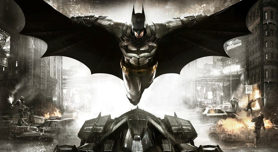 Pick One: Batman Arkham Knight Is Now Six Years Old, Which Is Your Favourite Game Featuring The Hero?