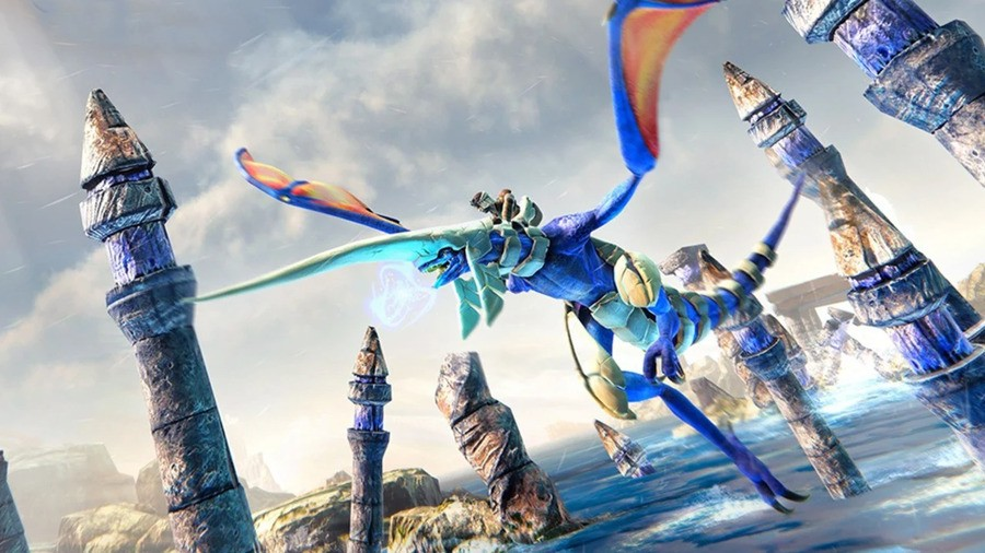 Panzer Dragoon: Remake Launches On Xbox One Next Week