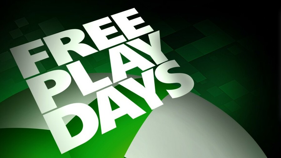 It Looks Like Free Play Days Isn't Happening On Xbox This Weekend