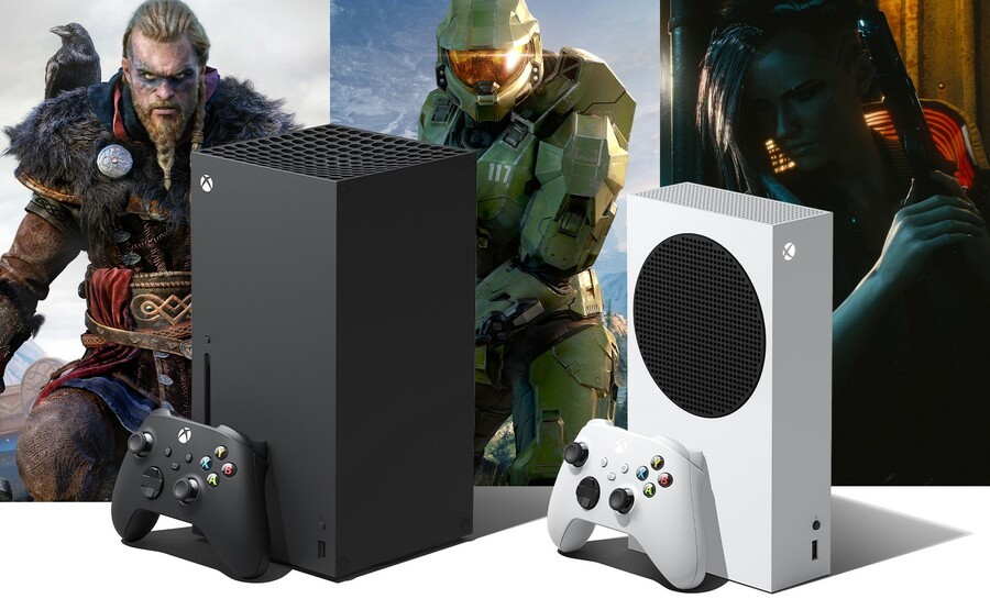 Microsoft Is Already Working On Future Xbox Series Iterations