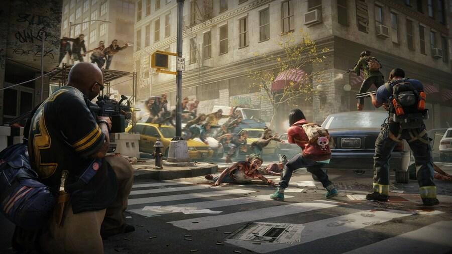 """Saber Interactive CEO Reveals Its Swarm Engine Runs """"Amazing"""" On Next-Gen"""