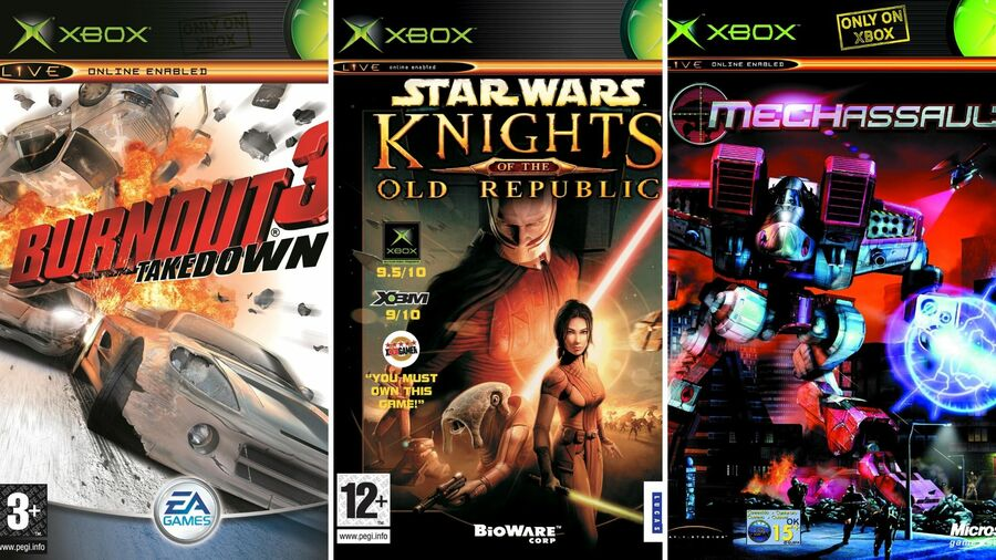 Pick One: Which Of These Xbox Classics Would You Remaster? (#4)